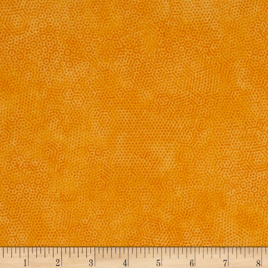 Andover Dimples Honeyoe Fabric