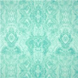 Comfy Flannel Tone on Tone Seafoam