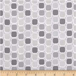 Classical Elements Retro Square Grey