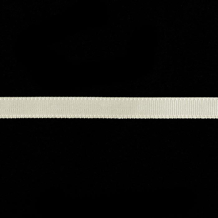 "3/8"" Grosgrain Ribbon Ivory"