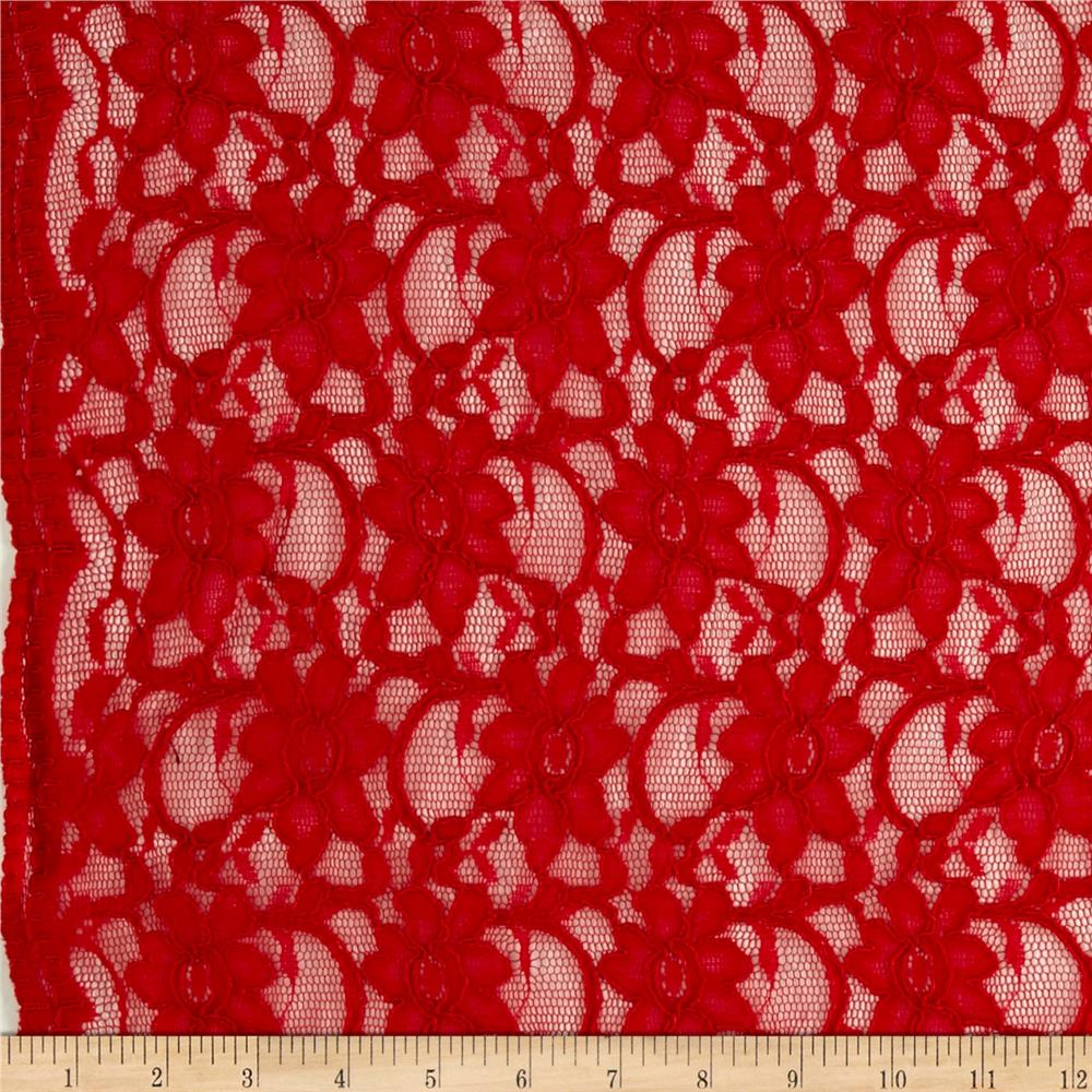Supreme Lace Red