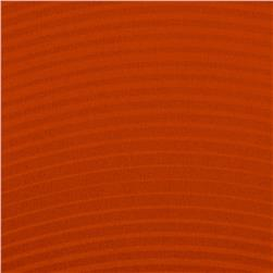 Nylon Jersey Knit Wave Orange