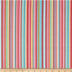Heritage Studio Flannel Stripes Pink/Multi