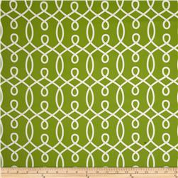 RCA Felicity Blackout Drapery Fabric Green