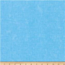 Kaufman Quilter's Linen Light Blue