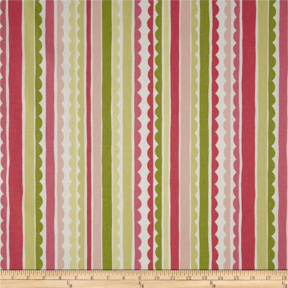 P Kaufmann Saray Stripe Watermelon