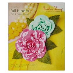 Heather Bailey Full Bloom Roses Pattern