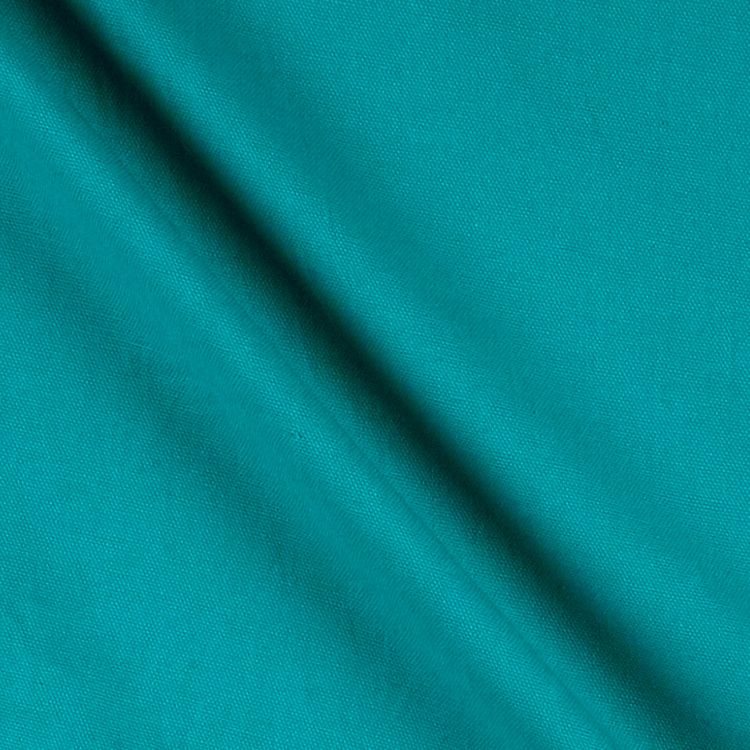 7 oz. Duck Teal Fabric by James Thompson in USA
