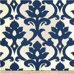Richloom Solarium Outdoor Basalto Navy Home Decor Fabric