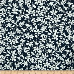 "Moda Mixologie 108"" Wide Quilt Back Mimosa Blueberry"