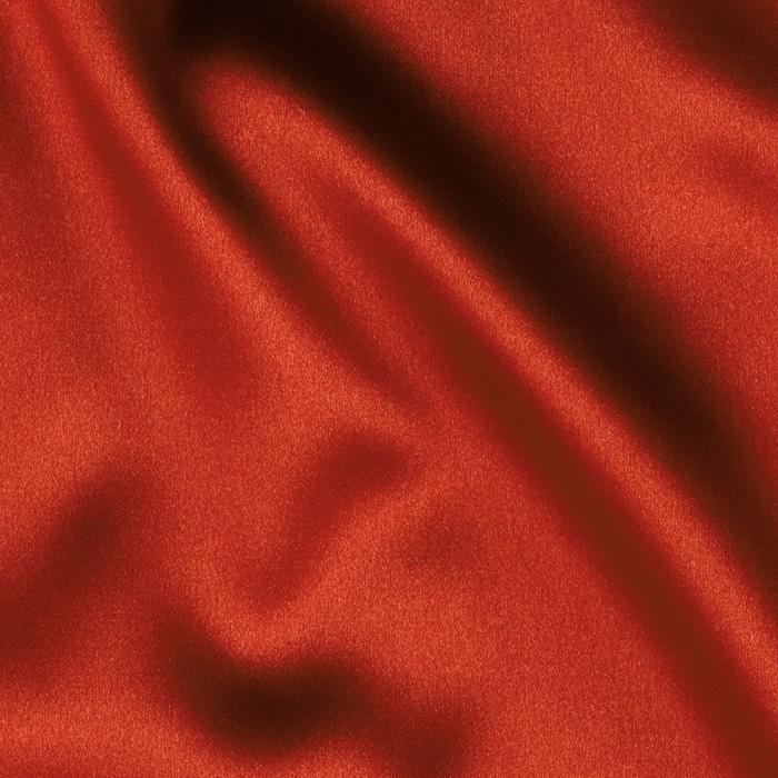 Tahari Stretch Satin Dark Orange