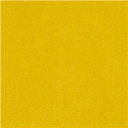 Wintry Fleece Yellow Fabric