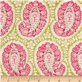Amy Butler Belle Henna Paisley Pink