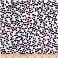 Scottie Love Love Me Hearts Gray