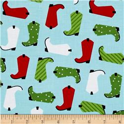 Kaufman Jingle 4 Boots Aqua