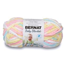 Bernat Baby Blanket Yarn (03616) Pitter Patter
