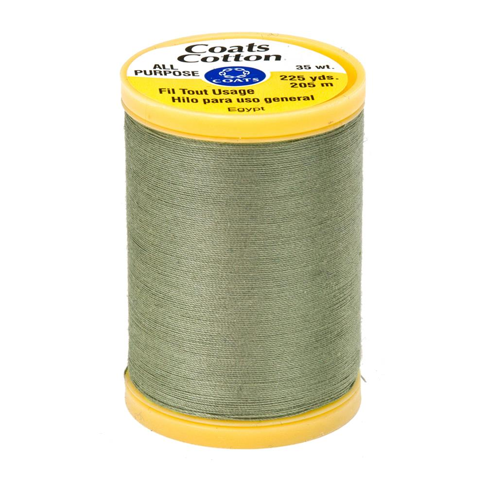 Coats & Clark General Purpose Cotton 225 yd. Green Linen