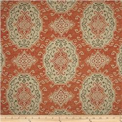 Swavelle/Mill Creek Matong Blend Terracotta