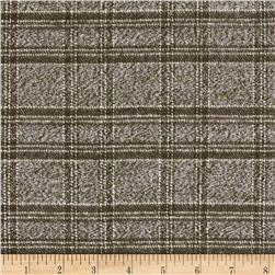 Marcus Primo Plaids Large Plaid Grey