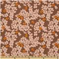 Sleeping Beauty Flower Flakes Brown