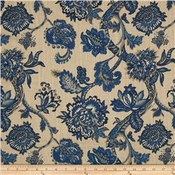 Robert Allen Promo Lenox Lounge Navy Fabric