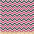 Ups & Downs Chevron Black/Red