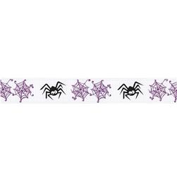 "Riley Blake 5/8"" Grosgrain Ribbon Too Cute To Spook"