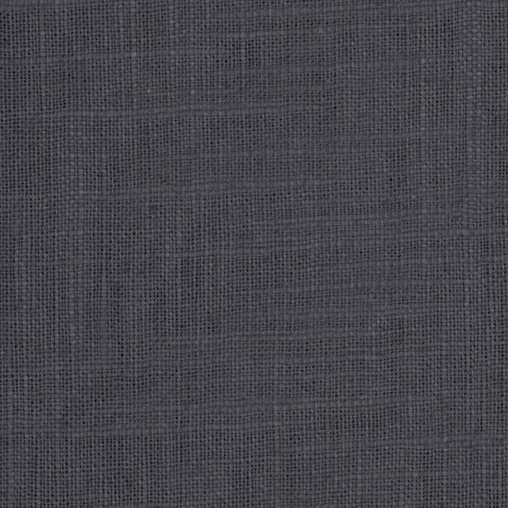 Harper Home Sunrise Linen Blend Dark Grey