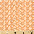 Kanvas Breezy Baby Flannel Dreamy Swirl Orange
