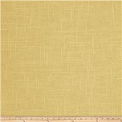 Jaclyn Smith 2636 Linen Blend Lemon