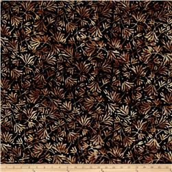 Wilmington Batiks Windswept Black/Brown