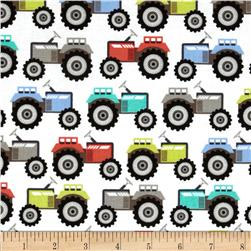 Michael Miller It's A Boy Thing Tractor Trails