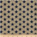 Oh My Stars Weathered Medium Stars Linen/Navy