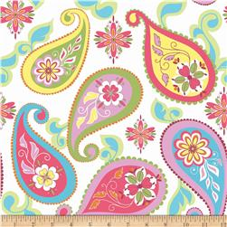 Riley Blake Splendor Large Paisley Multi