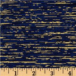 Quilter's Tussah Metallic Midnight