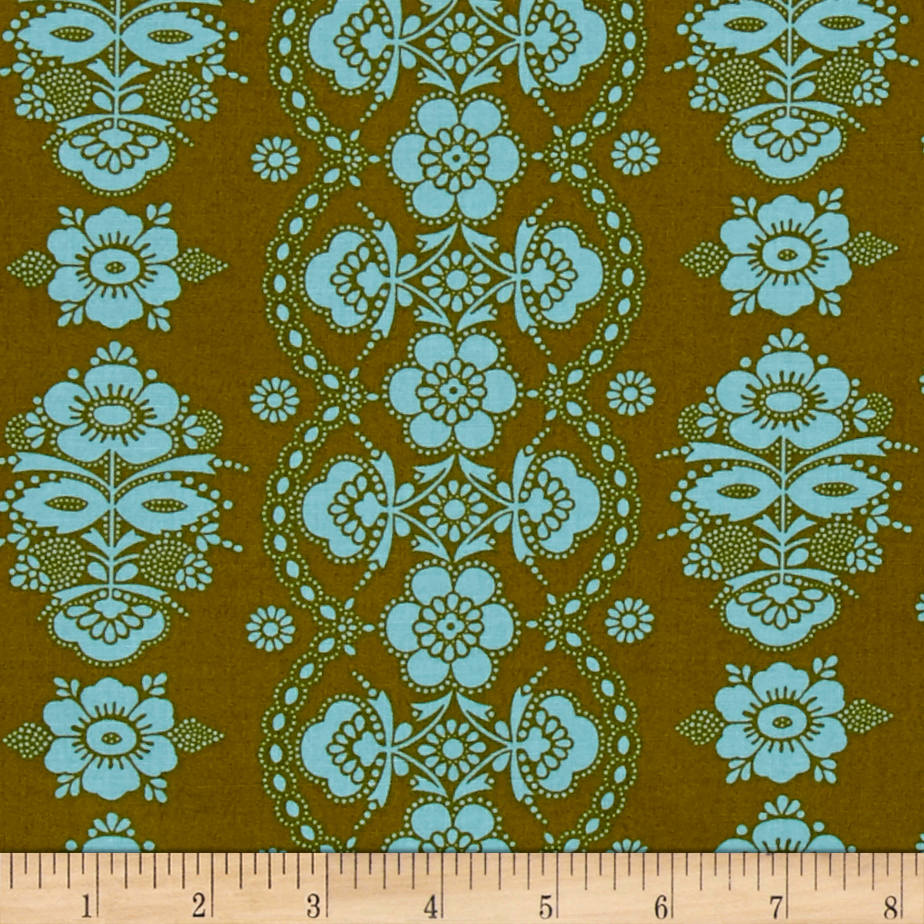 Jennifer Paganelli Color Brigade McLisa Cypress Fabric by Westminster in USA