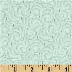 Home Essentials Swirl Aqua