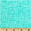 110 In. Wide Quilt Back Betula Aqua