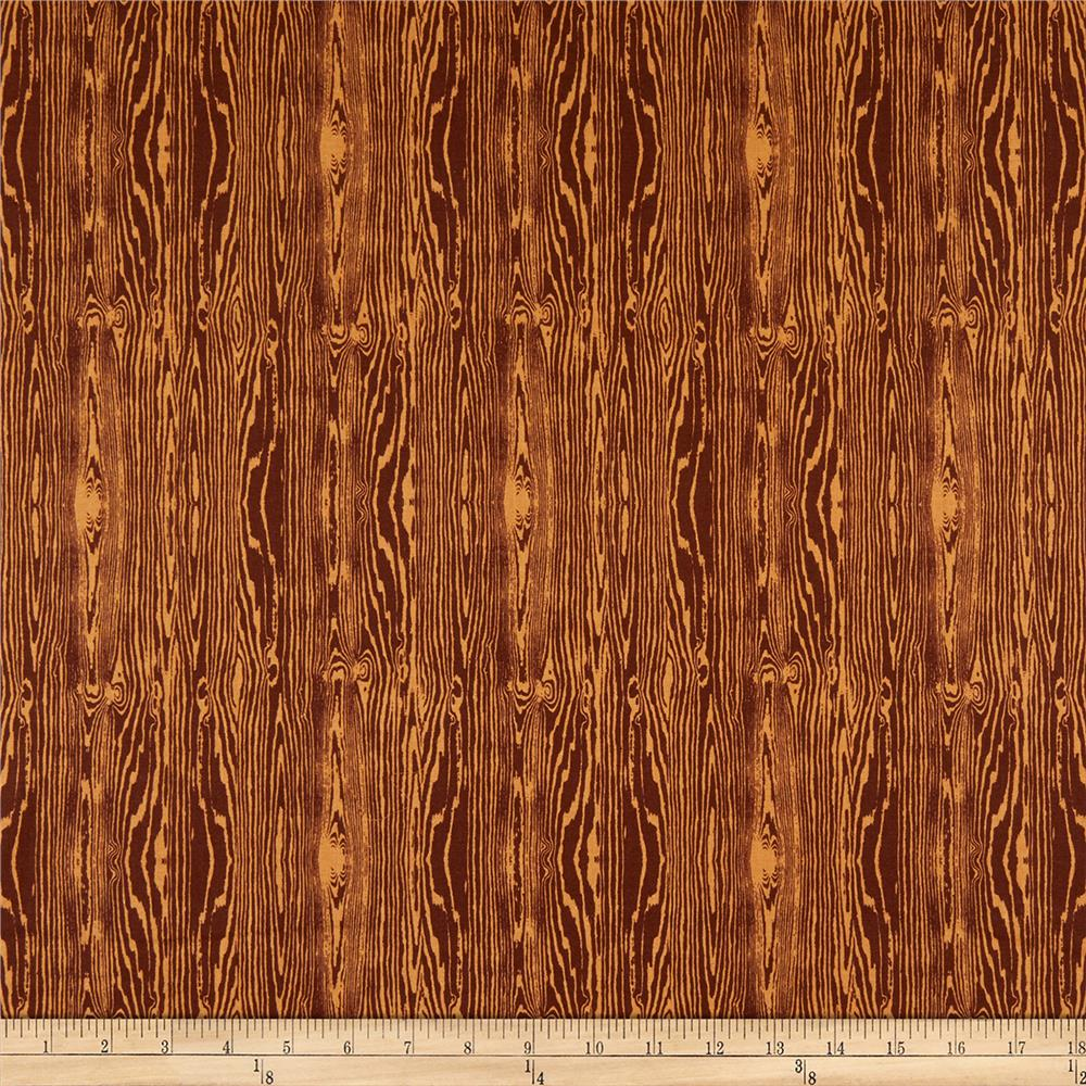 Aviary 2 Woodgrain Bark Brown