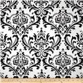 Premier Prints Traditions Twill Black