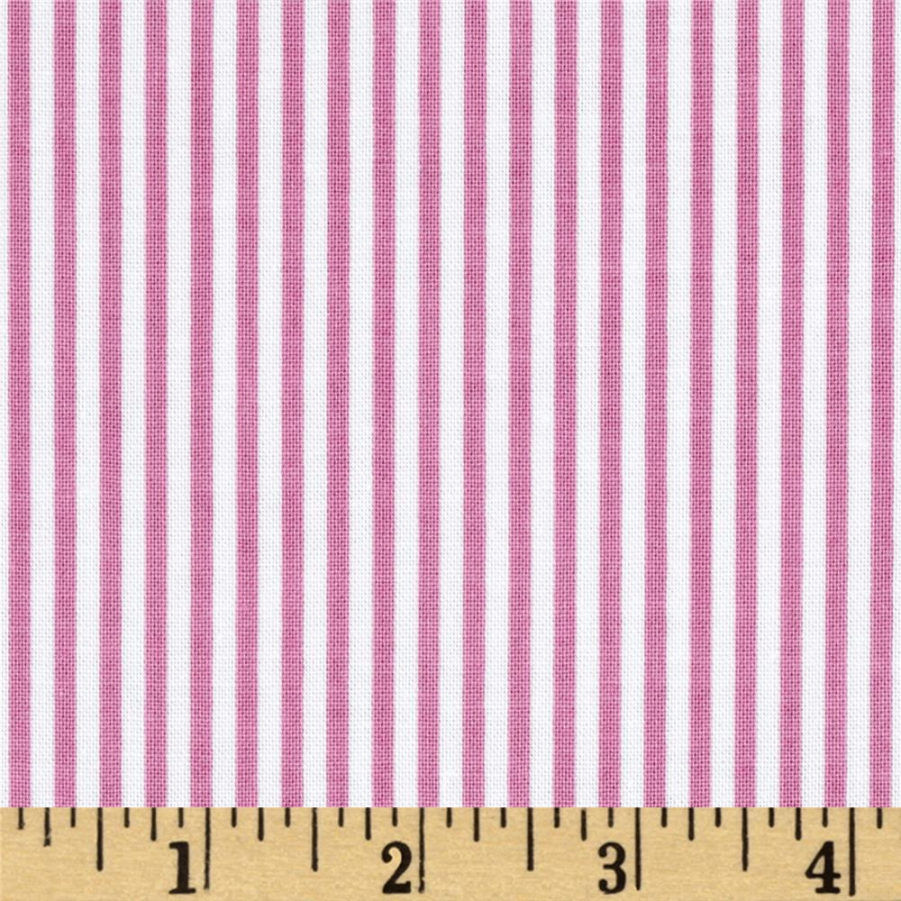 Riley Blake Splendor Stripe White