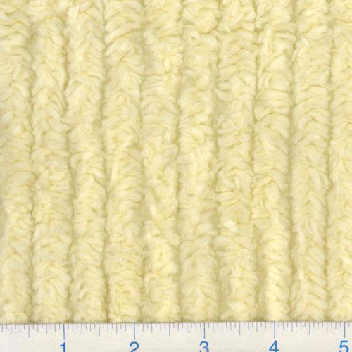 Waverly Baby Chenille Yellow