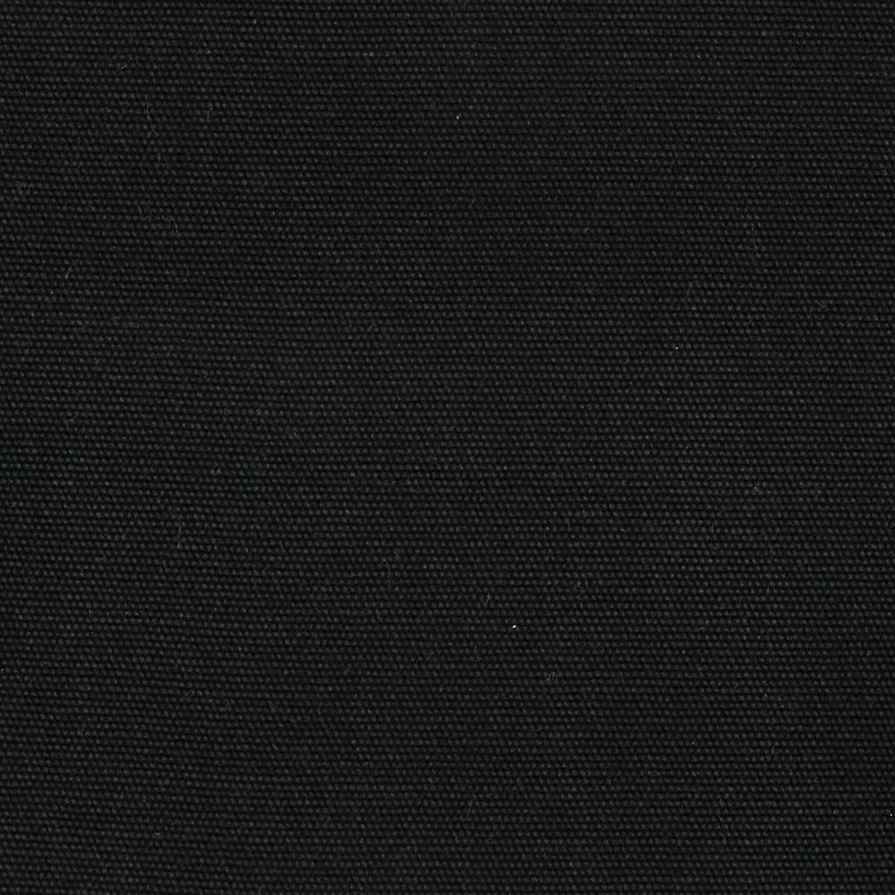 8 5 oz brushed canvas black discount designer fabric for Fabric cloth material