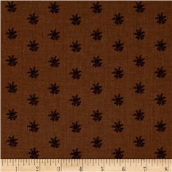 Windham Threads of Time Bouquet  Brown
