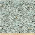 Moda Alpine Granite Texture Peak Blue
