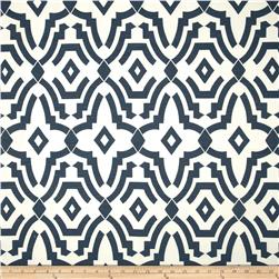 Premier Prints Chevelle Slub Premier Navy Fabric