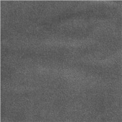 Harper Home Cotton Velvet Dark Grey