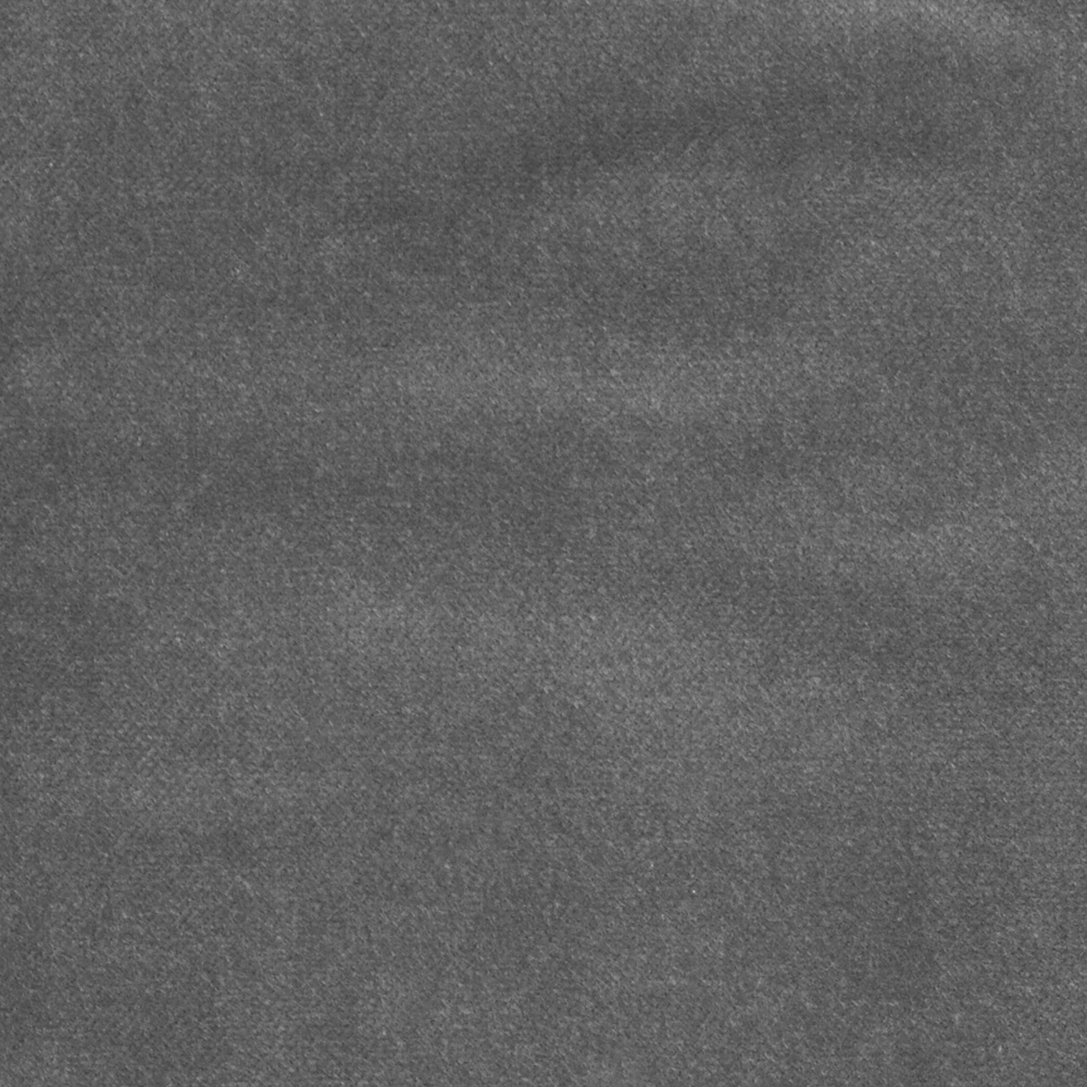 Image of Harper Home Cotton Velvet Dark Grey Fabric