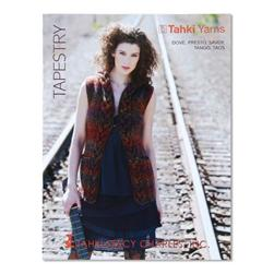 Tahki Pattern Book Tapestry Collection