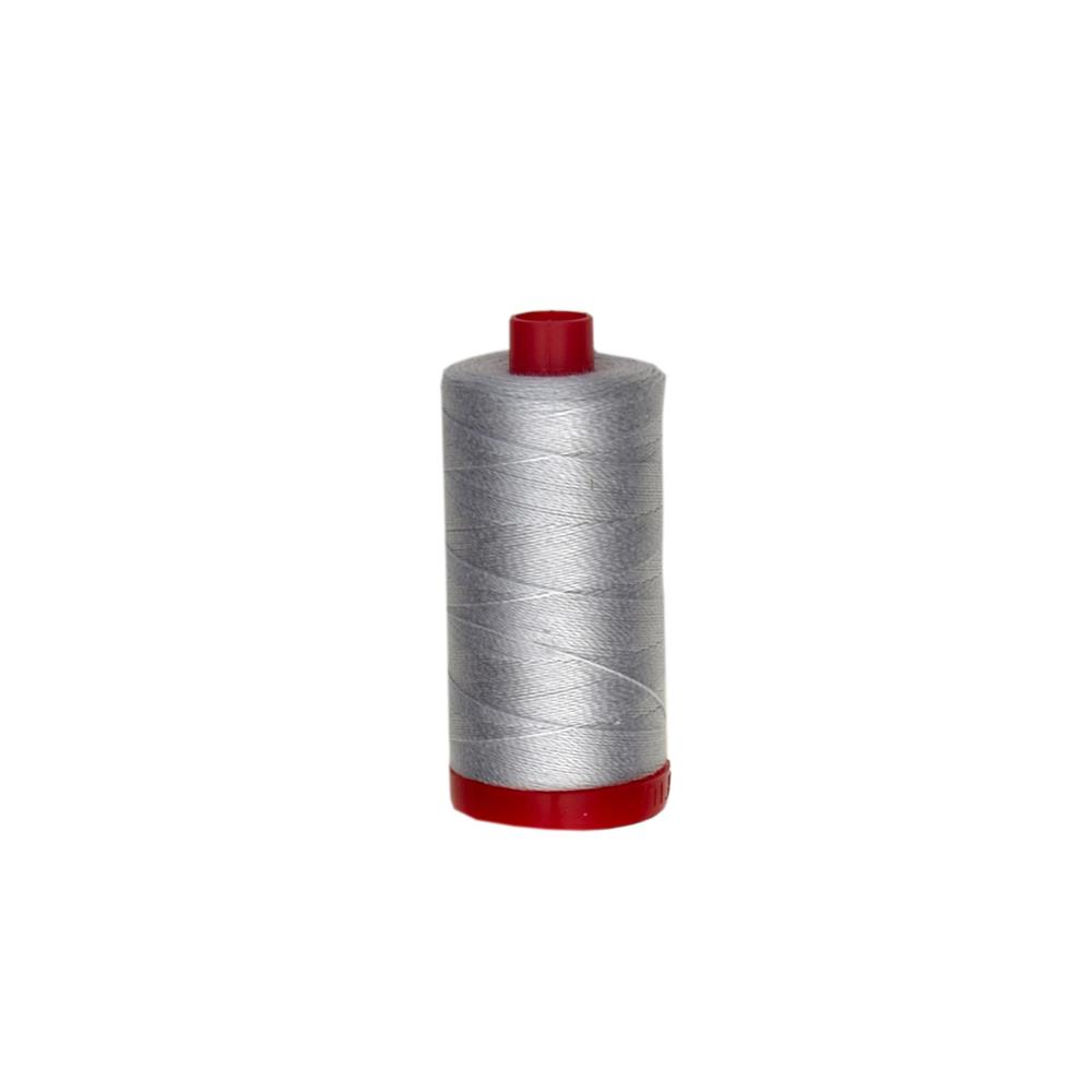 Aurifil 12wt Embellishment and Sashiko Dreams Thread Dove